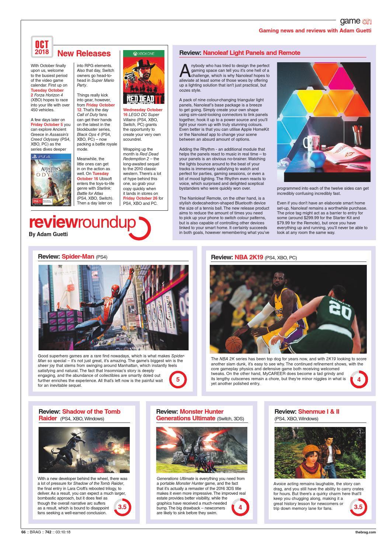 The Brag #742 by The Brag Magazine - issuu