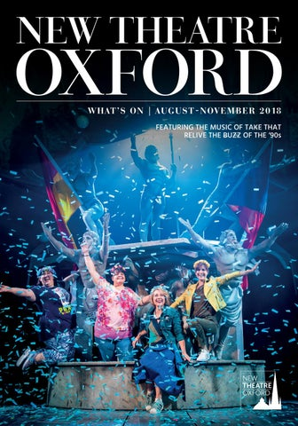 b224fc549a888 New Theatre Oxford - What s On Guide by ATG Tickets - issuu