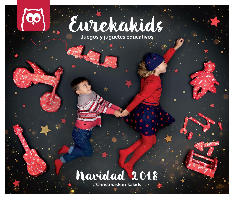 ad46477ef59 Eurekakids Navidad 2018  Español  by Eurekakids - issuu