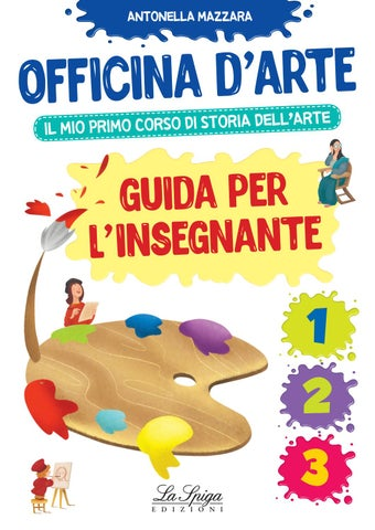 Officina Darte Guida Per Linsegnante 1 2 3 By Eli Publishing Issuu