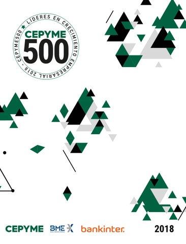2580c46c476 Publicación CEPYME500 2018 by upthemedia - issuu