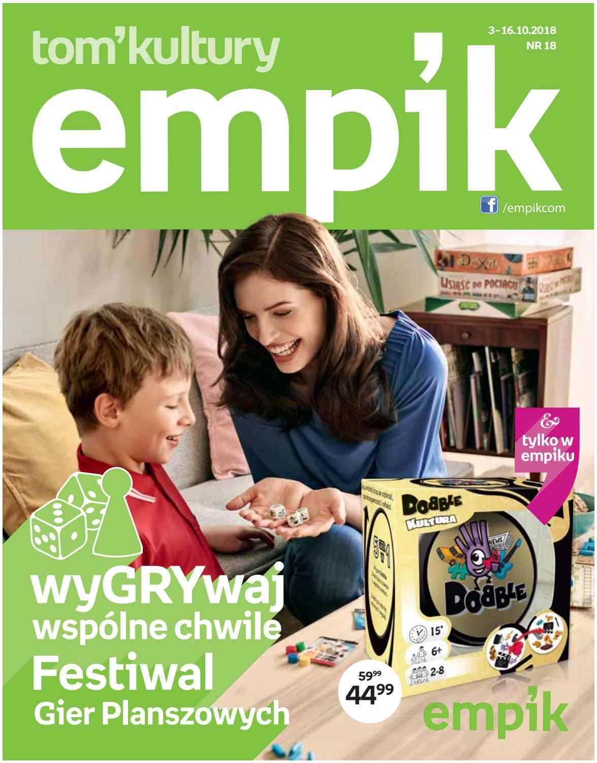 Tom Kultury 182018 By Empik Issuu
