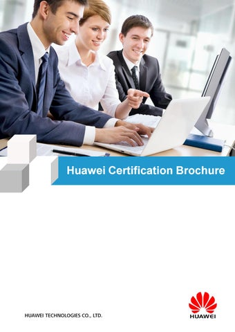 Huawei Course \brochure by ITECLT - issuu
