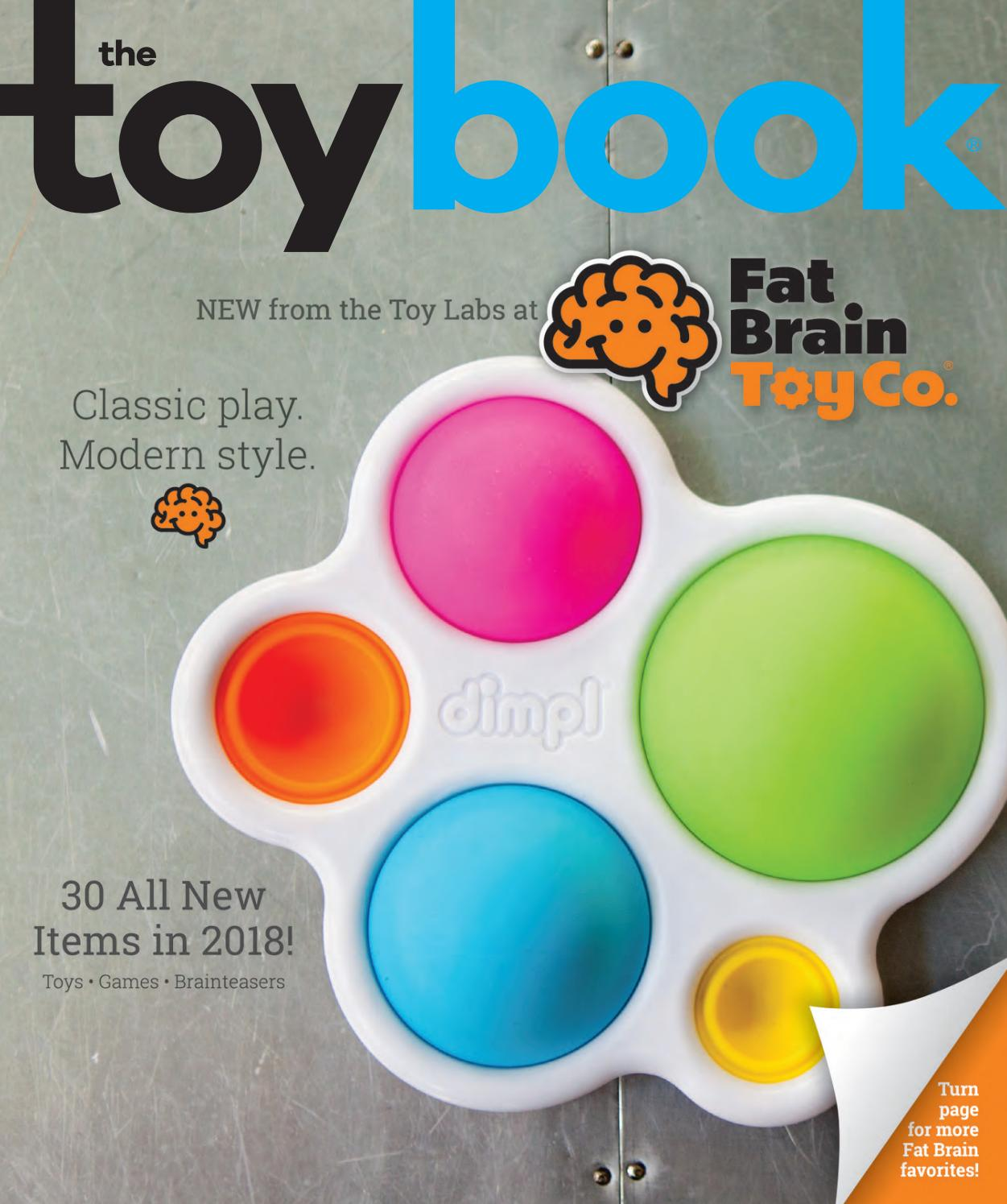 May/June 2018 by The Toy Book - issuu