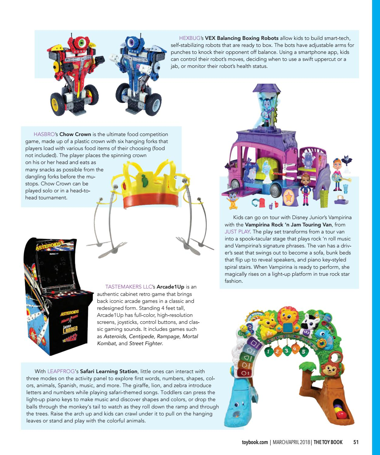 March/April 2018 by The Toy Book - issuu