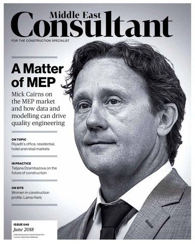 Me Consultant June 2018 by ME Consultant - issuu