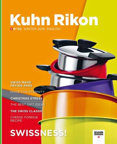 Stainless Steel, Kuhn Rikon Switzerland 23058 Tabletop Garlic Press