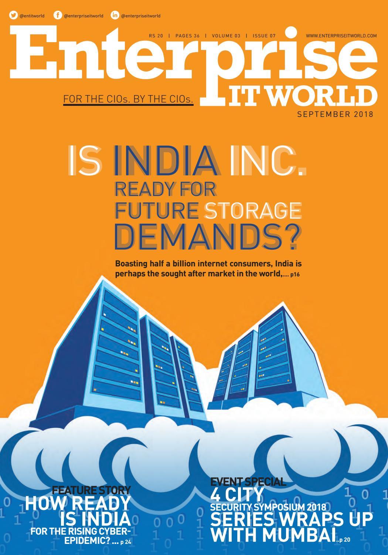 Enterprise IT World by Enterprise IT World - issuu