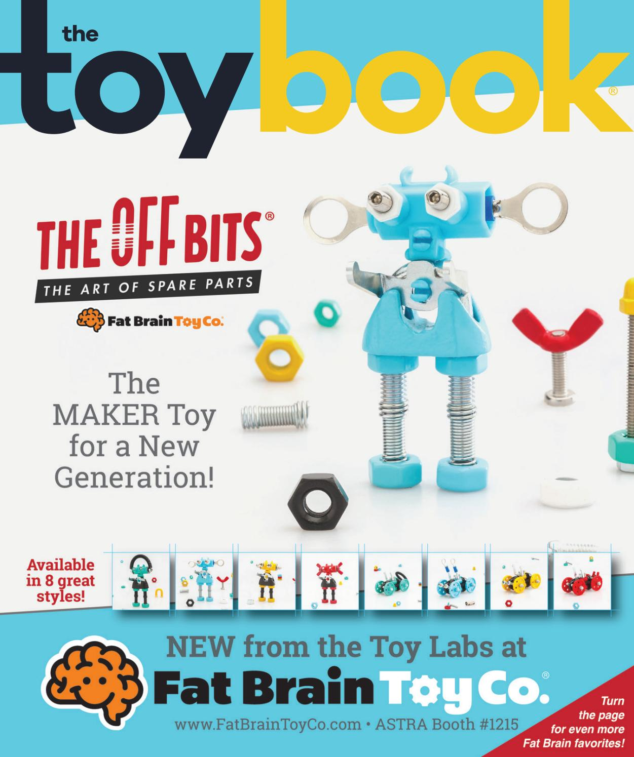 0aff97f9c May/June 2017 by The Toy Book - issuu
