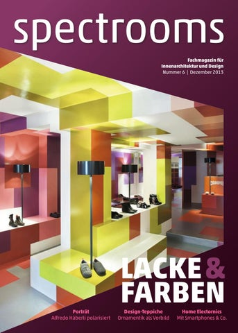 Spectrooms 06 2013 By Bl Verlag Ag Issuu
