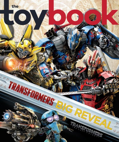 February 2017 By The Toy Book Issuu