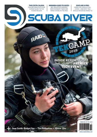 Scuba Diver October 18 - Issue 20 by scubadivermag - issuu 03564285a278