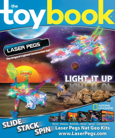 May/June 2016 by The Toy Book - issuu
