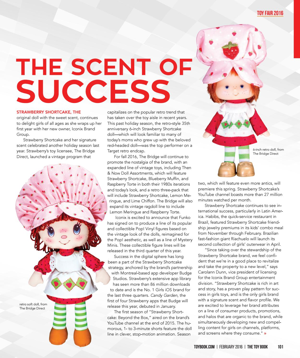 February 2016 by The Toy Book - issuu