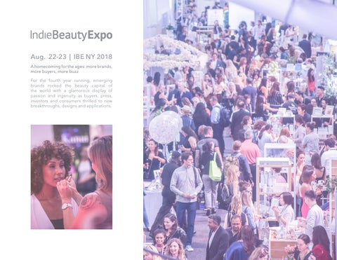 Page 3 of A week of Independent Beauty in New York