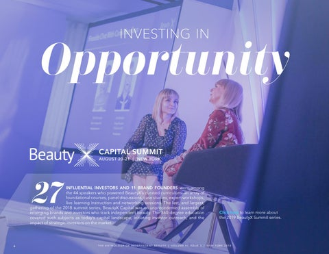 Page 4 of BeautyX Capital Summit
