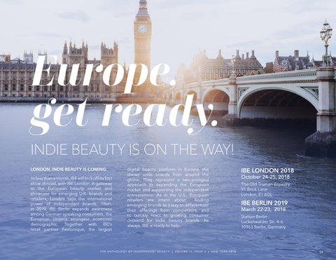 Page 59 of Europe, get ready for indie beauty!