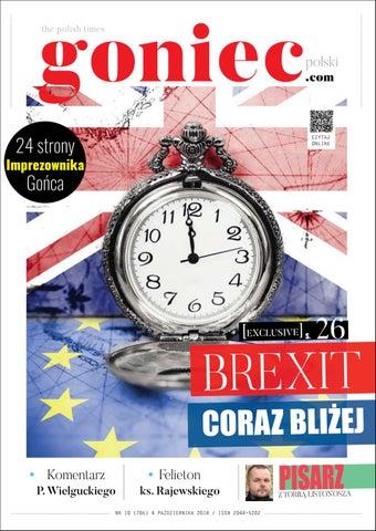 072403ec9205d Wydanie 706 Nowy by Goniec Polski - issuu