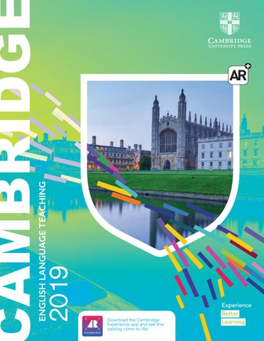 2019 ESL Cambridge University Press Catalog US by Cambridge