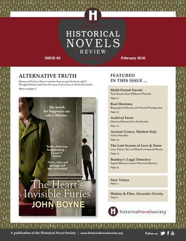 d551afd85 Historical Novels Review