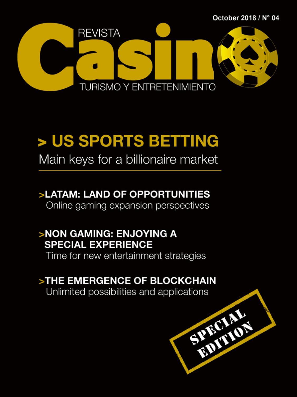 Revista Casino edición Las Vegas 2018 by Revista Casino - issuu