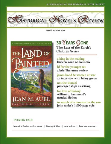 Historical Novels Review, Issue 56 (May 2011) by The