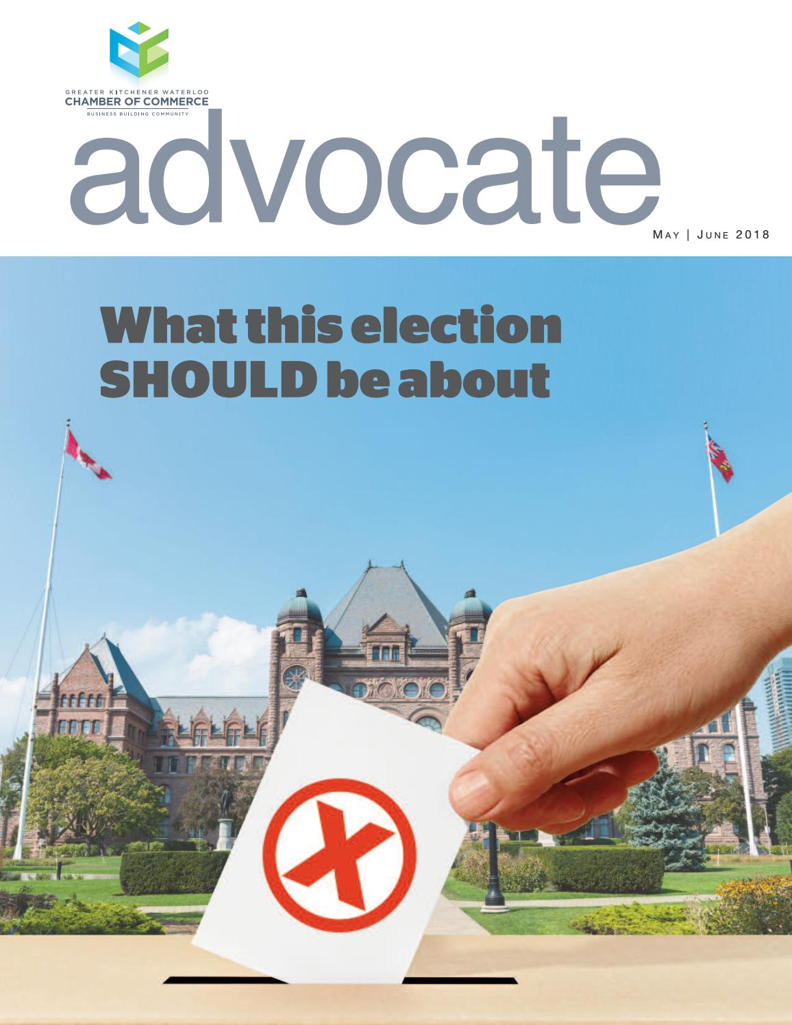 May/June 2018 Advocate by Natalie Hemmerich - issuu