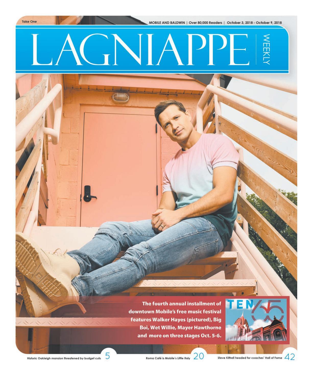 bbdb96cc0e Lagniappe  October 3 - 9