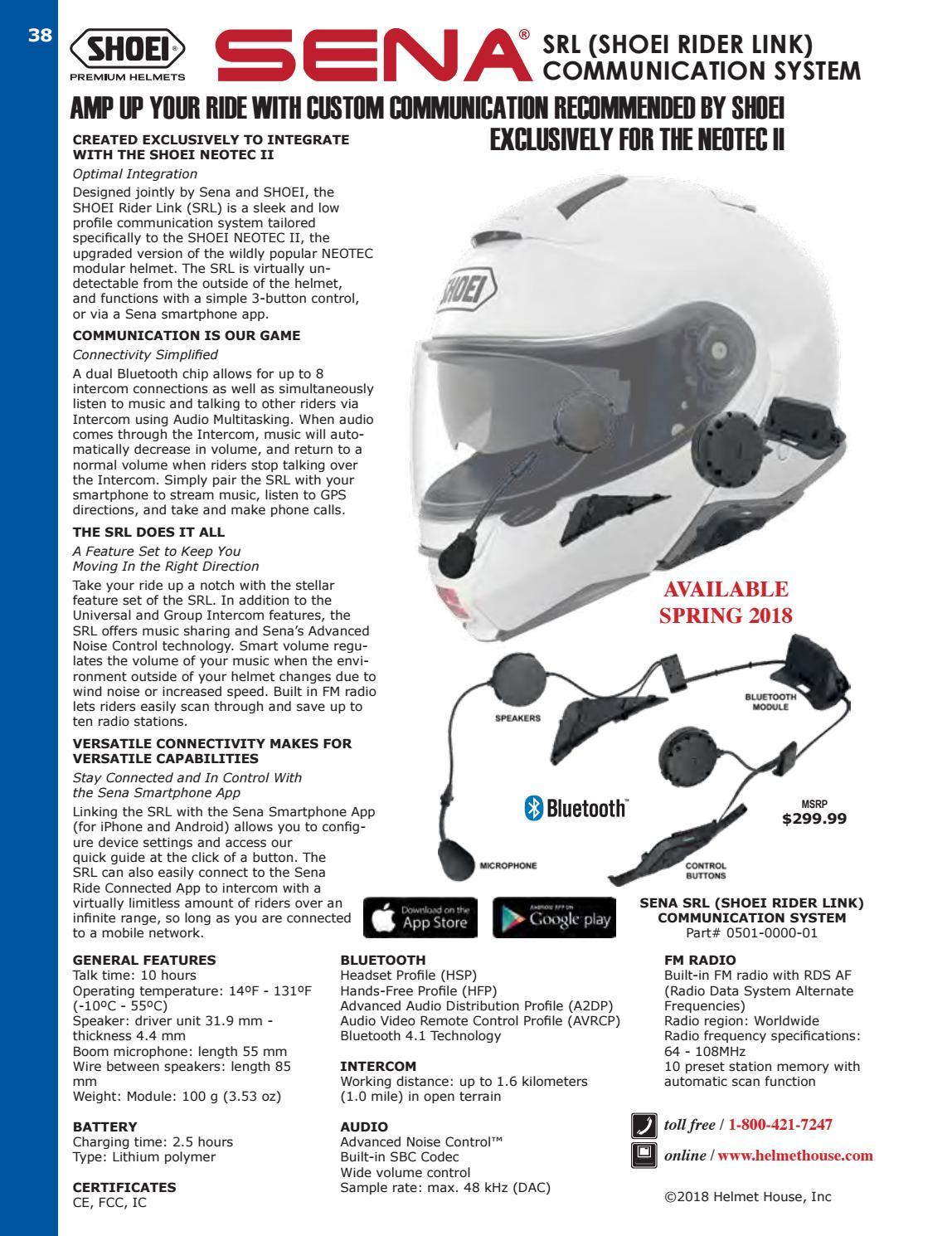 2018 Helmet House Full Catalog by Helmet House Inc  - issuu