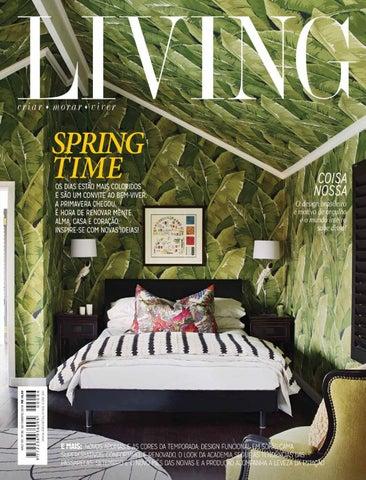 Revista Living Edição Nº 86 Setembro 2018