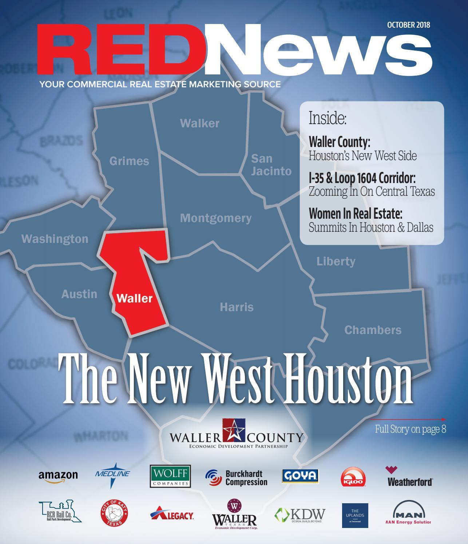 REDNews October 2018 Southeast Texas by REDNews - issuu