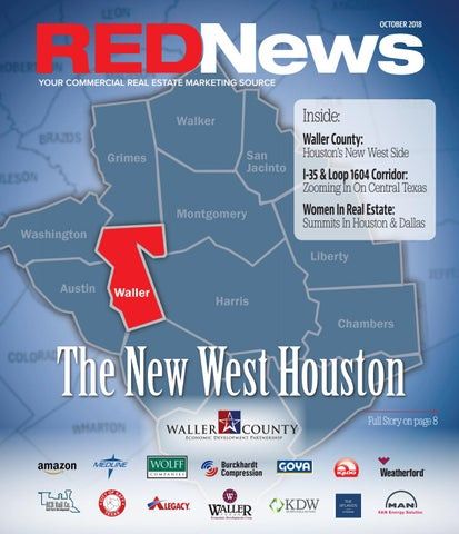 REDNews October 2018 Southeast Texas by REDNews - issuu on houston zip code map, city of conroe tx map, texas interactive radar weather map, houston metro bus map, houston neighborhood map, houston streetcar district map, houston city road map, katy tx map, houston texas map, kingwood texas map, prairie view tx map,