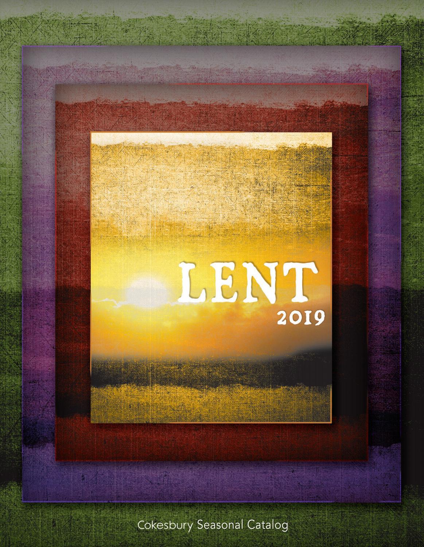 Cokesburys Lent 2019 Catalog By United Methodist Publishing House Holder Scraf Silvertone Metal Sci Fi Fashion Circuit Board Cokesbury Issuu