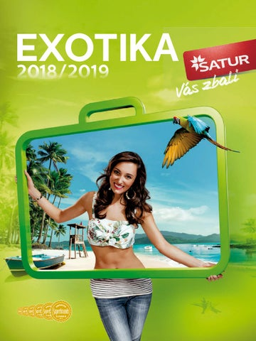 0c67a99e8bf84 SATUR katalog EXOTIKA 2018/19 by SATUR TRAVEL, a.s. - issuu