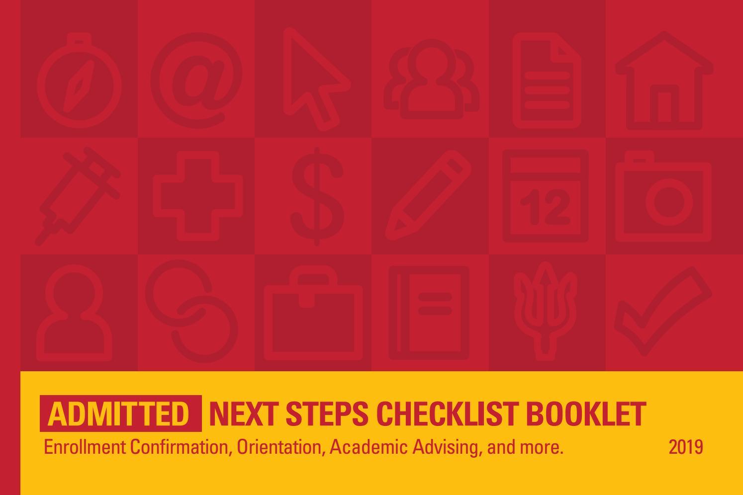 Stlcc Meramec Campus Map.Umsl Admitted Checklist Booklet 2019 By Umsl Campus Life Issuu