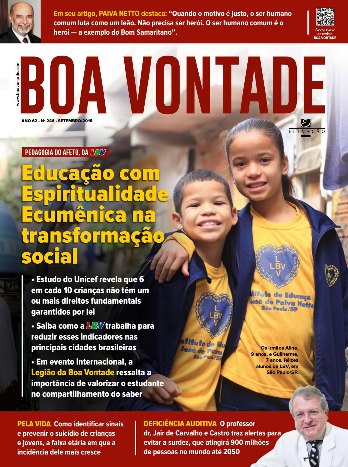 598f0268a #246 Revista BOA VONTADE by Revista BOA VONTADE - issuu