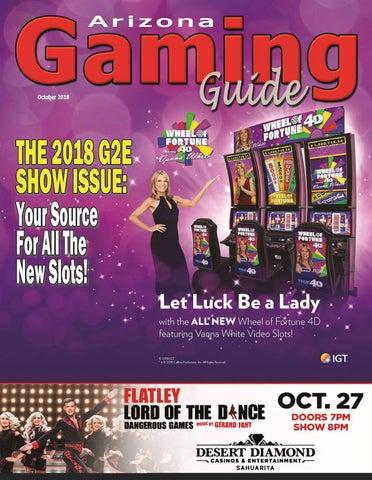 Arizona Gaming Guide Magazine - October 2018 - 10:10 by