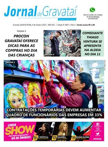 f9861e8e3 Jornal de Gravataí. Quinta-feira