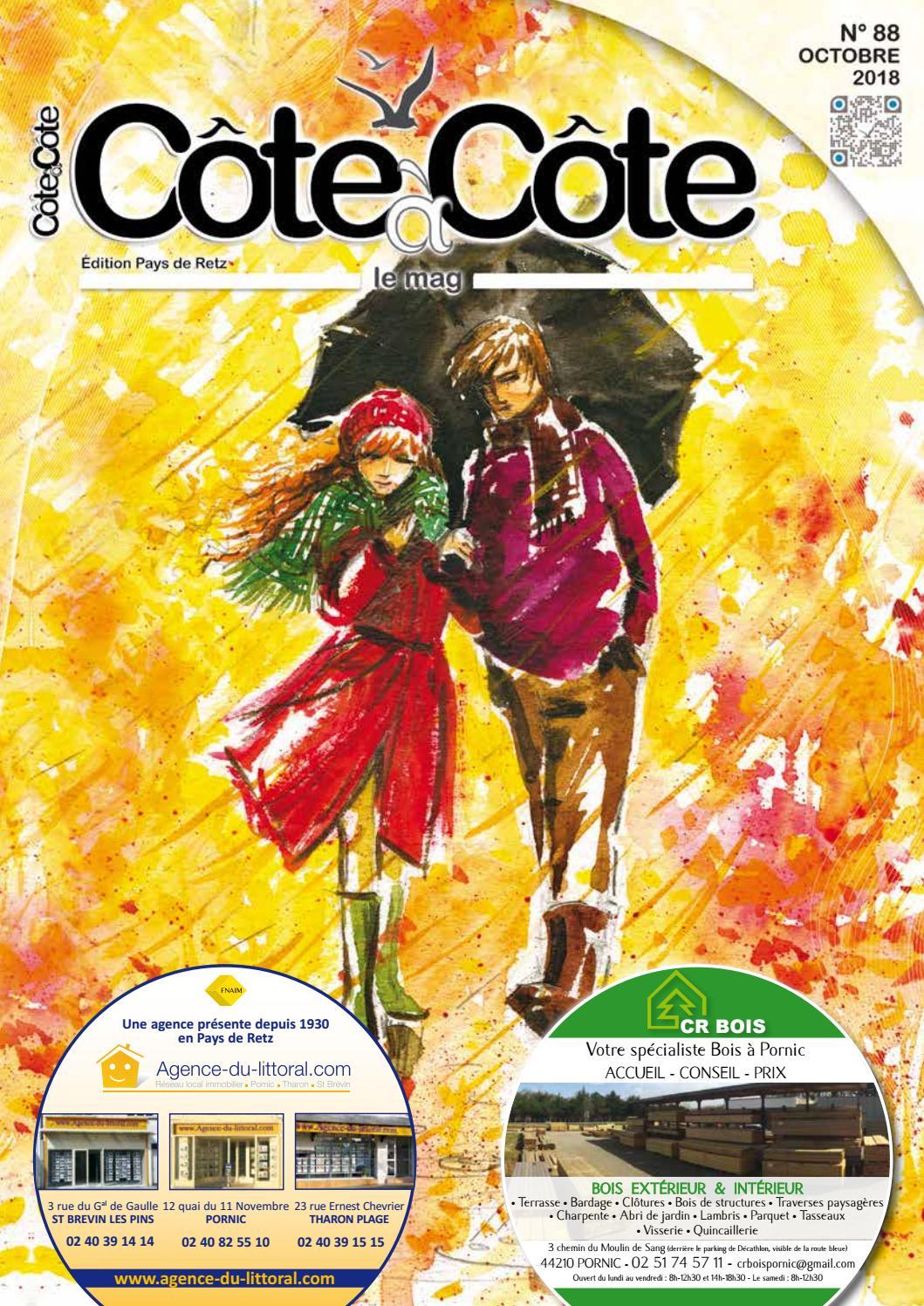 Côte à Côte Le Mag édition Pays De Retz N88 By Côte à
