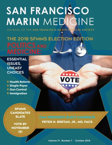 October 2018 by San Francisco Marin Medical Society - issuu