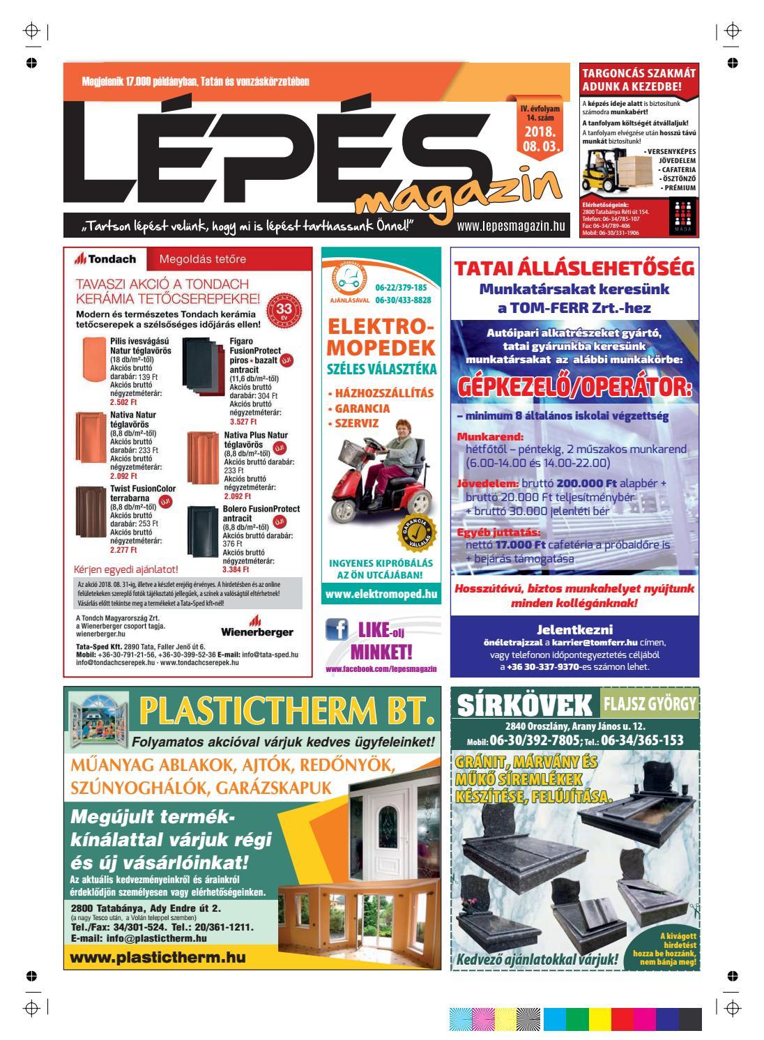 Lépés Magazin by Lépés Magazin - issuu 74ee0702e1