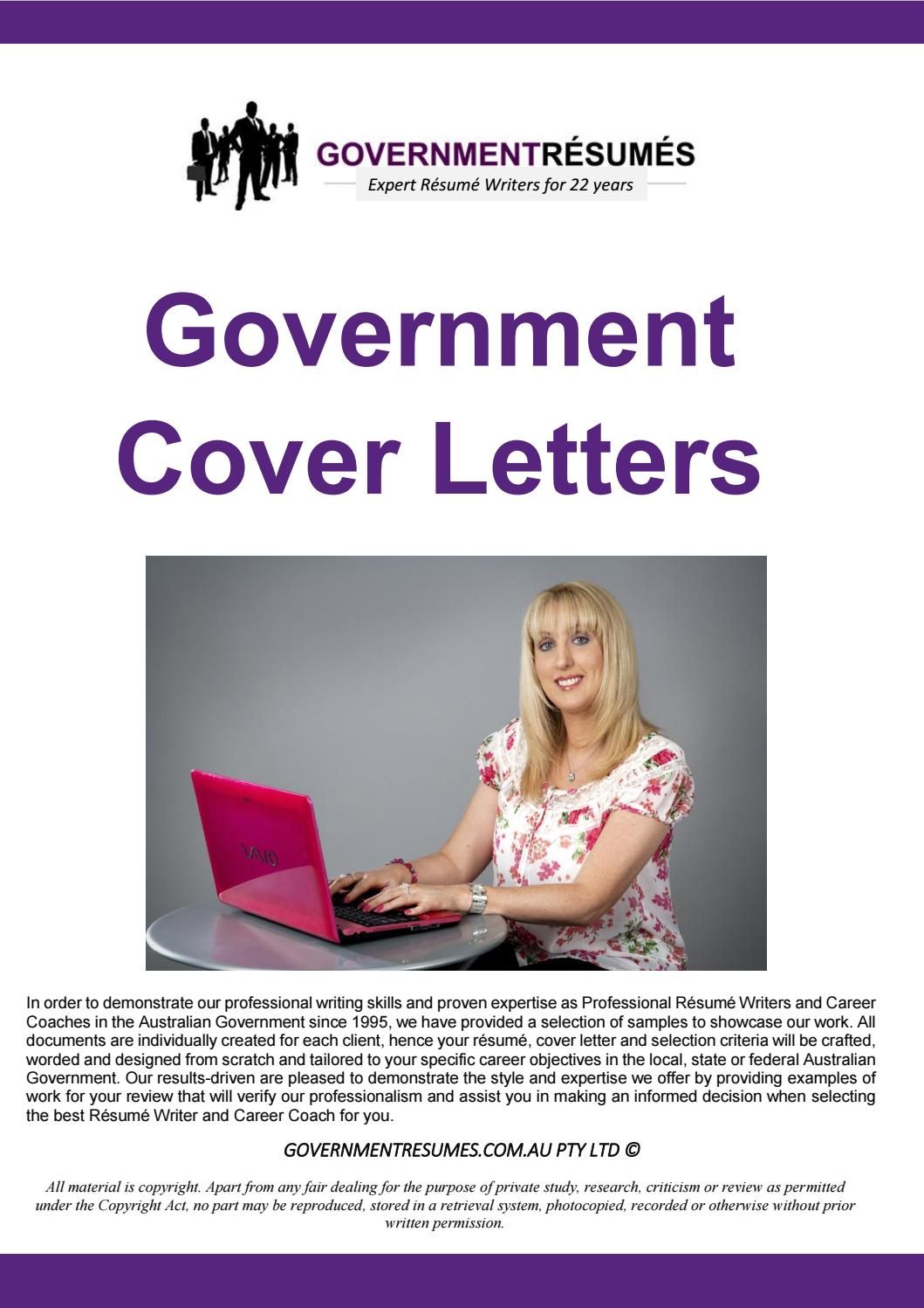 Cover Letter Federal Job from image.isu.pub
