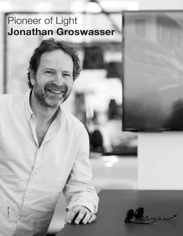 Page 4 of Jonathan Groswasser, Architect, Pioneer of Light