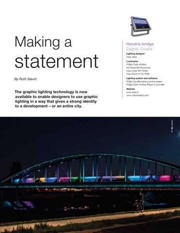 Page 51 of Graphic lighting technology, making a statement