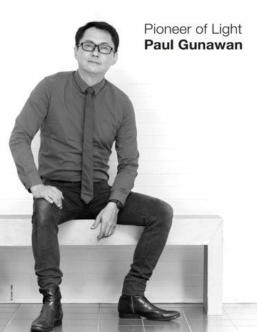 Page 8 of Paul Gunawan, Lighting designer, Pioneer of Light