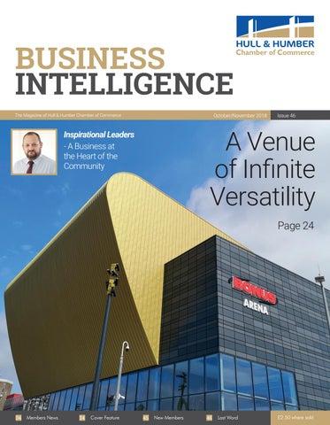 Business Intelligence 46 by Distinctive Publishing - issuu
