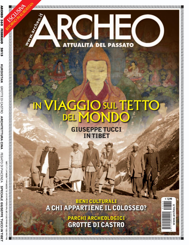 Archeo 2015 N360Febbraio By 2015 N360Febbraio Issuu By Archeo PkiXuZ