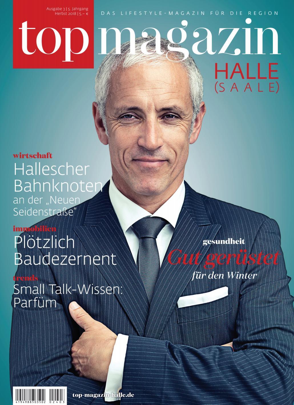 Top Halle Saale Herbstausgabe 2018 By Top Magazin Issuu