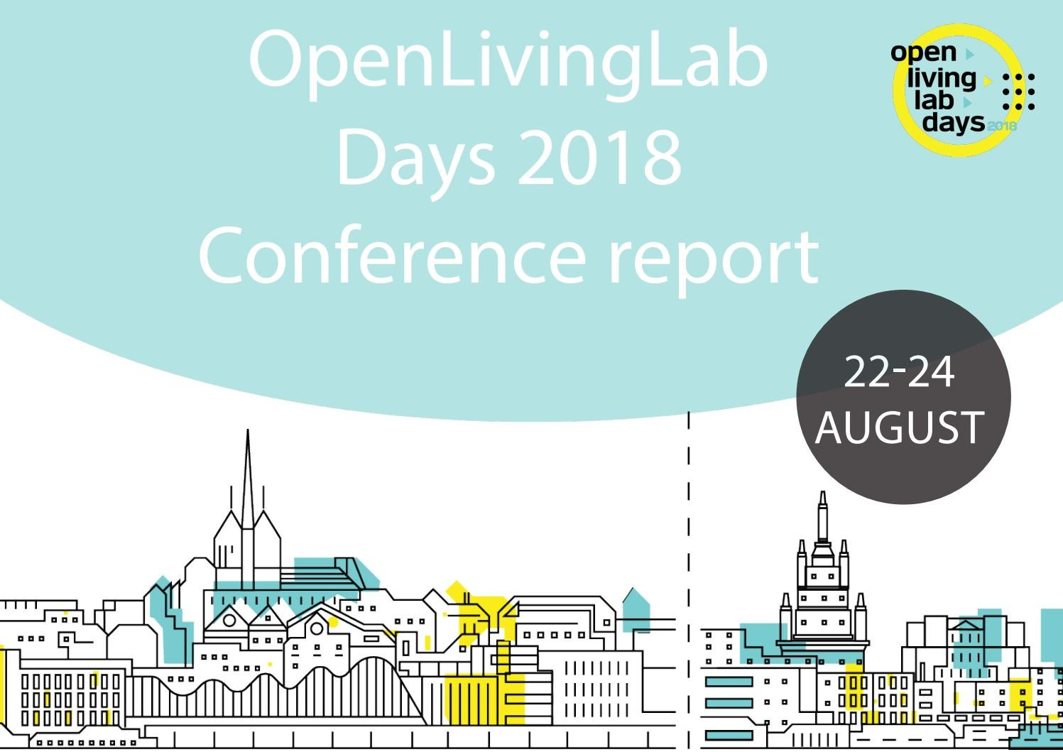 OpenLivingLab Days 2018 conference report by European