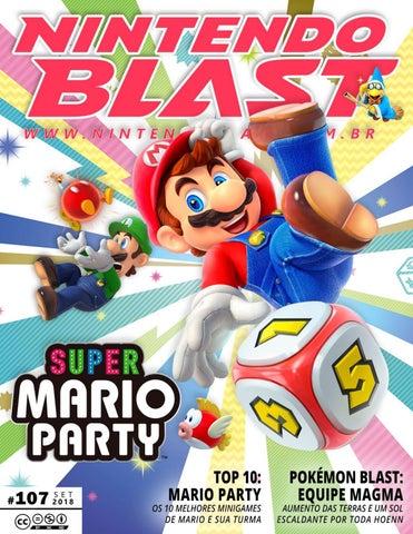 Nintendo Blast Nº 107 by Nintendo Blast - issuu 5aac6c9beb